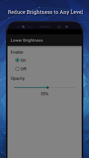 Lower Brightness Screen Filter 1.7.3 screenshots 2
