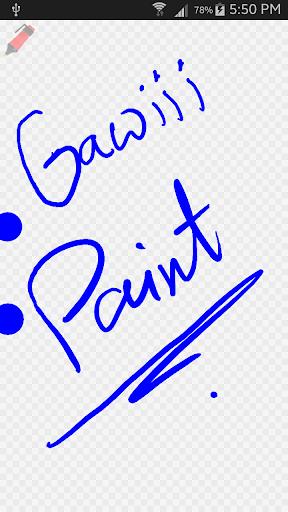 Gawiii Paint