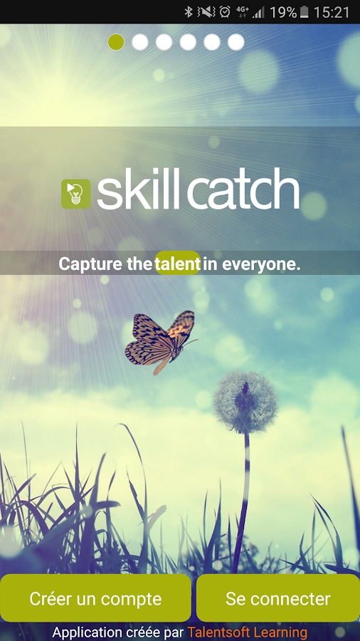 SkillCatch- screenshot