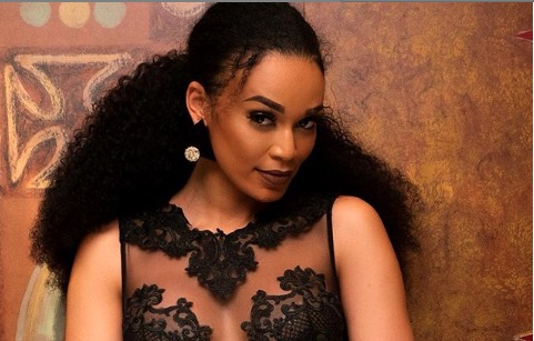 Pearl Thusi is excited about the upcoming series.