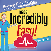 Dosage Calc. Made Incred. Easy Android APK Download Free By Skyscape Medpresso Inc