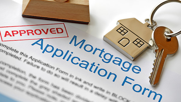Mortgage Approved form from LiveWellSimply.com