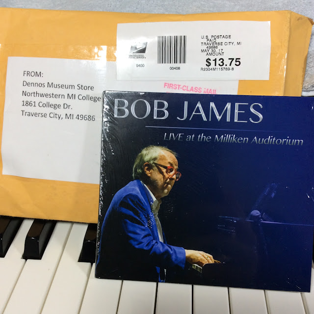 Bob James - LIVE AT MILLIKEN AUDITORIUM