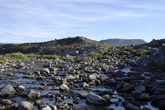 Kuva: kiveltä kivelle käy kulkijan tie