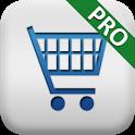 My Shopping List Pro icon