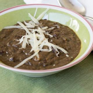 Vegetarian Cuban Black Bean Soup (Slow Cooker).