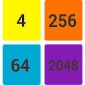 2048 Number Puzzle Game Pro icon