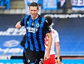 Hans Vanaken scoorde twee keer voor Rode Duivels