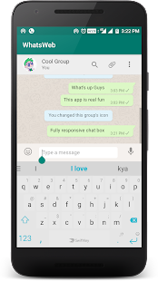 Download Full WhatsWeb WebLite - Dual Whats Scan & Status Saver 3.2.8 APK