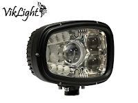 Viklight Plower LED-Plogljus med värmelins