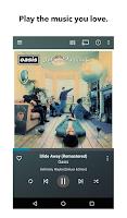 Screenshot of Napster