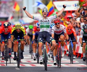 Vuelta: une 17e étape promise aux sprinteurs, avec le vent en trouble fête?