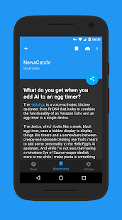 NewsCatchr - Newsreader- screenshot thumbnail