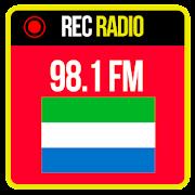 98.1 Radio Station Sierra Leone Radio Recorder