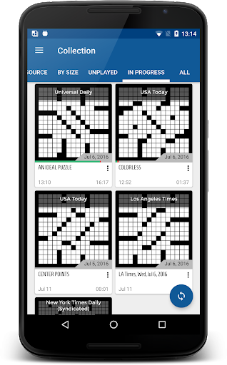 alphacross Crossword 3.77-54c7047 Mod screenshots 1