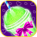 Glowing Slush Maker -  Rainbow Desserts D 1.0.1 APK تنزيل