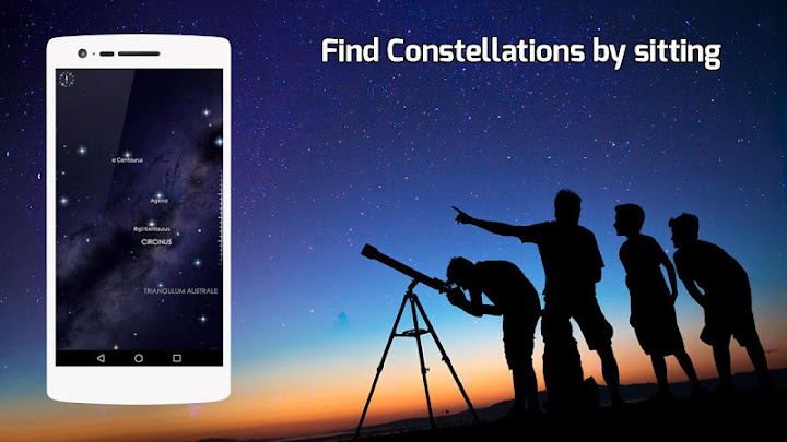 Star Map App For Android.Star Map 3d Night Sky Map Constellation Finder On Google Play