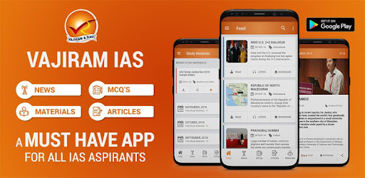 Vajiram IAS - Best App for UPSC Preparation - Apps on Google Play