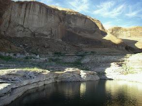 Photo: Pollywog Bench at Escalante confluence