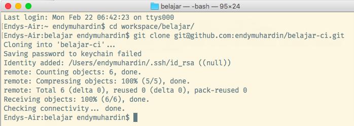 Clone Git Repo