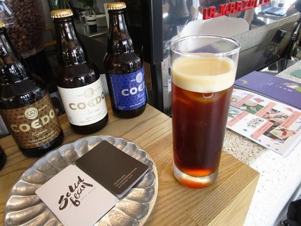 啤酒咖啡引領風潮~Solidbean coffee roasters