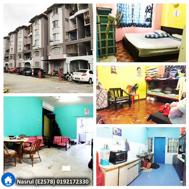 Ruby Apartment Sec U5, Subang Bestari