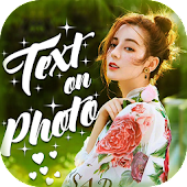Text On Photo - Photo Text Edit Icon