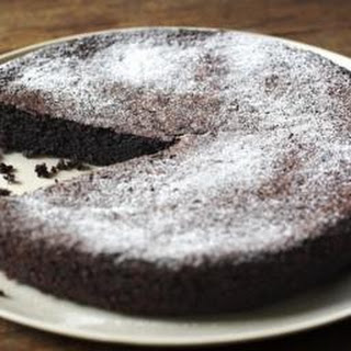 Chocolate Olive Oil Cake.