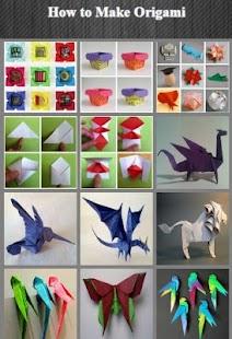 Jak vyrobit Origami - náhled