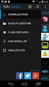 ROM Installer: برنامج التثبيت ROM 2