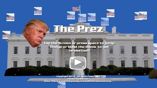 The Prez Screenshot