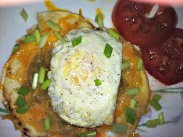 Robyn's Huevos Verde Recipe