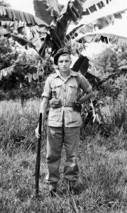 Ray in Malaysia, 1946