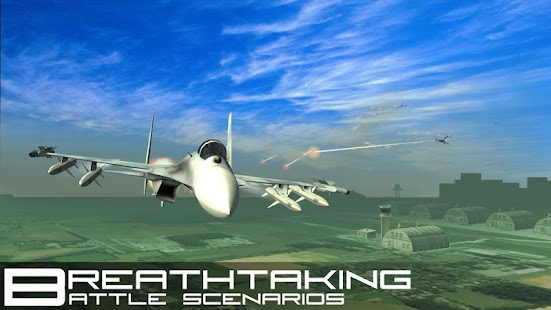 VR Jet Fighter Simulation- screenshot thumbnail