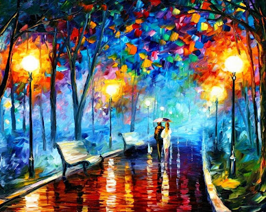 Cool And Trendy Images Are Waiting For You In Our Application Oil Painting Wallpaper Wallpapers Themes Android Admire Wonderful Selection Of