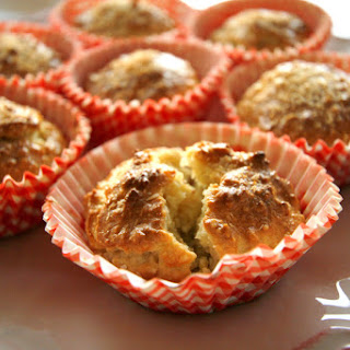 Almond Flour Coconut Muffins Vol. 2