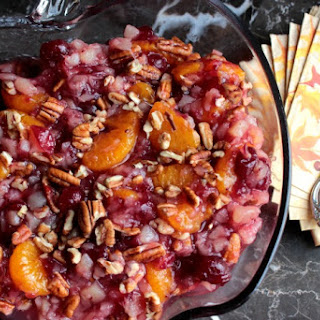 Pineapple Orange Cranberry Sauce