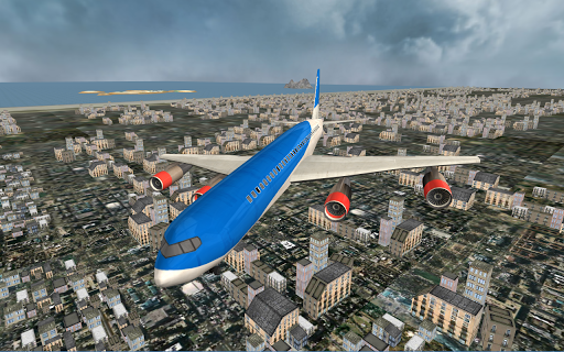 Airplane Pilot Sim 1.22 screenshots 1
