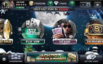 Live Hold'em Pro – Poker Games Screenshot 11
