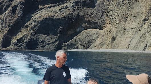 Los Barqueros. Veinte años navegando el Parque Natural de  Cabo de Gata - Níjar