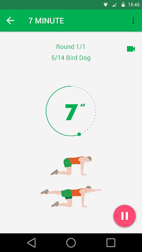 7 Minute Workout Pro screenshot 4