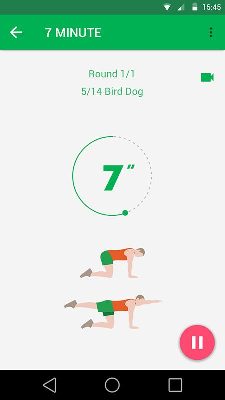 7 Minute Workout Pro- screenshot
