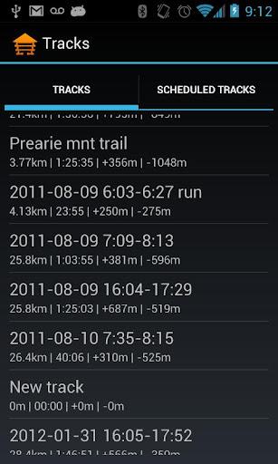 Aripuca GPS Tracker screenshot 5