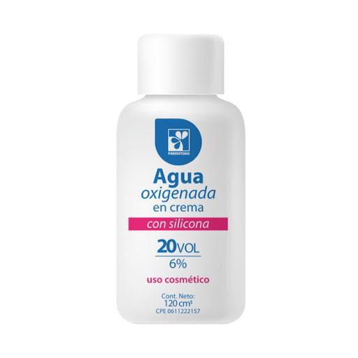 Agua Oxigenada Farmatodo Vol 20 120Ml