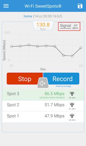 Wi-Fi SweetSpots screenshot 4