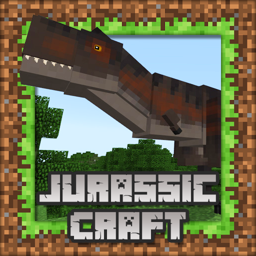 Jurassic Craft Maps for Minecraft PE 1 0 Apk Download - com