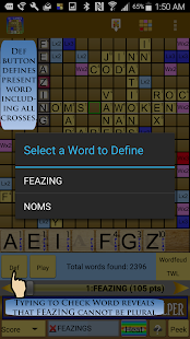 Words Helper 4 Friends + 10 FREE TRIAL- screenshot thumbnail