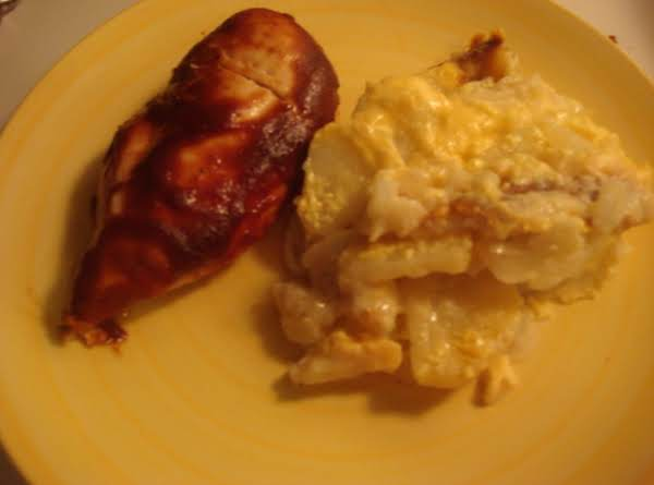 Scalloped Potatoes Microwave Recipe