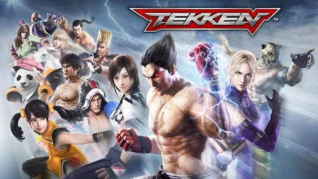 TEKKEN™ APK screenshot thumbnail 9