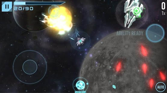 Solar Ascension: Space Shooter Screenshot